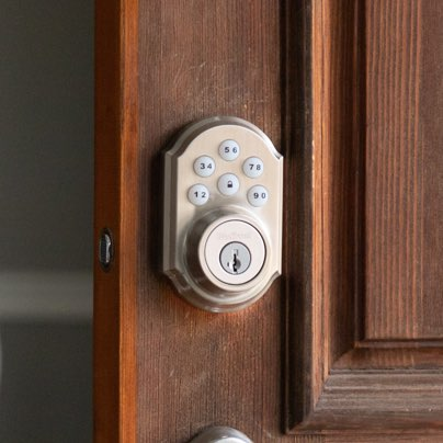 Scranton security smartlock